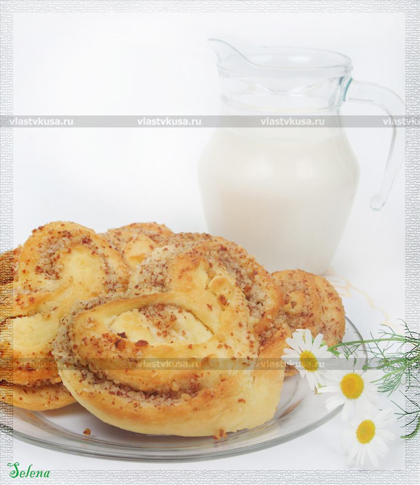 Булки сердечки пошаговый рецепт с 47