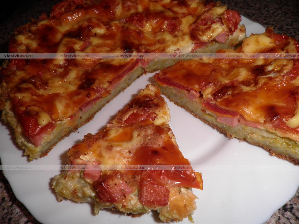 Кыванч переводе пицца из кабачков рецепт с фото пошагово Автовокзал Щербинки
