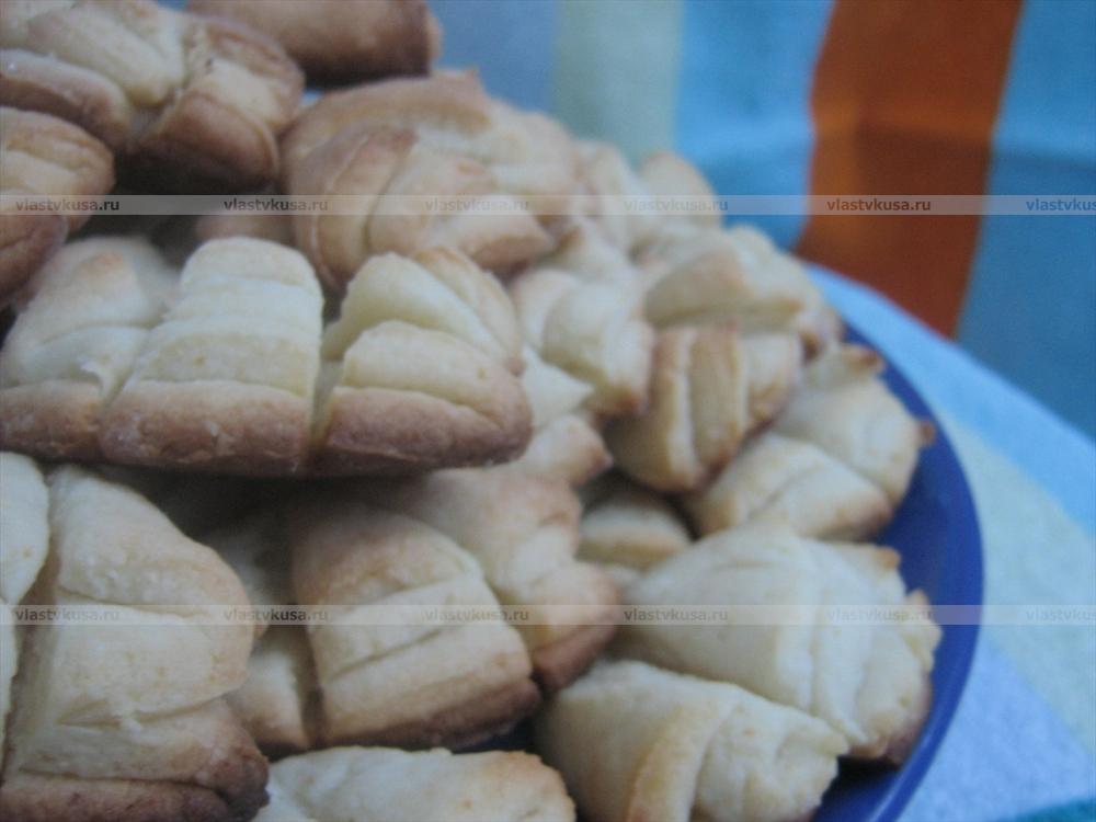 песчаный творожные ракушки рецепт с фото пошагово скрестить зайца белкой