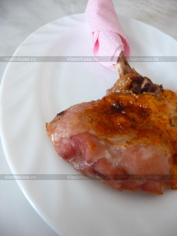 Куриные котлеты на косточке рецепт с фото